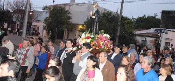 Celebración litúrgica en San Benito
